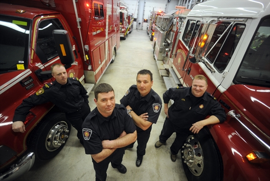 how to become a volunteer firefighter in ontario