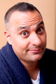 Russell Peters on Netflix special, meeting Syrian refugees-Image1