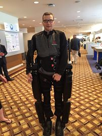 London's bionic man