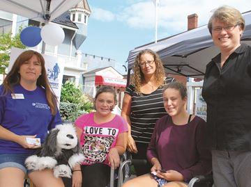 Fundraising for Farley