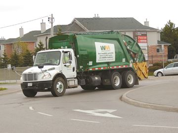 region moving to bi weekly garbage collection in march