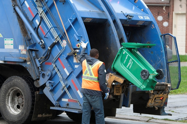 What S Going On Here Peel Considers User Pay Waste System Caledonenterprise Com