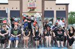 Crabby Joe's Port Perry ALS ice bucket challenge