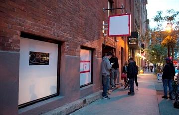Toronto police raid and shut down five pot shops