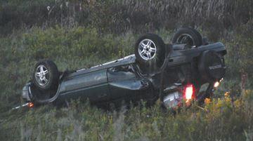 Glenarm Road Crash