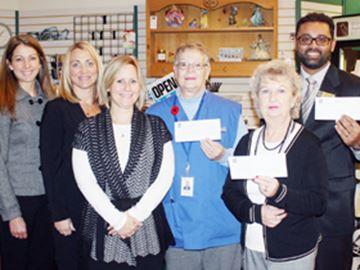 Orillia RBC helps hospital