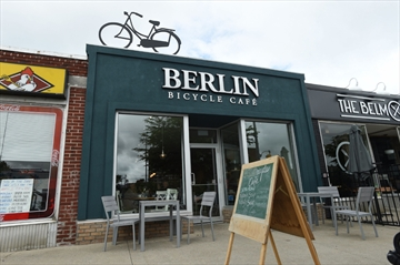 Berlin Bicycle Cafe
