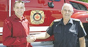 Mississippi Mills welcomes new fire chief– Image 1