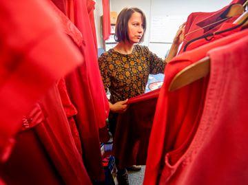 Orillia campus hosts REDress project