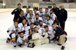 PeeWee AA Barrie Colts win first tourney of season