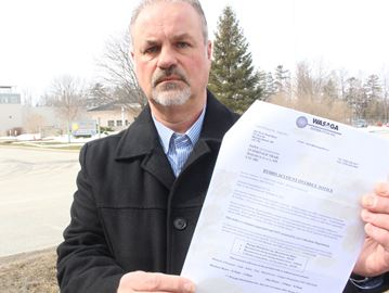 Wasaga resident finds electricity disconnect notice shocking