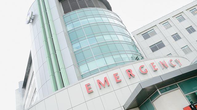 Average Emergency Room Wait Times Bc
