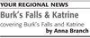 Burk's Falls and Katrine News