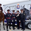 York Regional Police introduce chief-for-a-day, launch ceremonial mounted unit