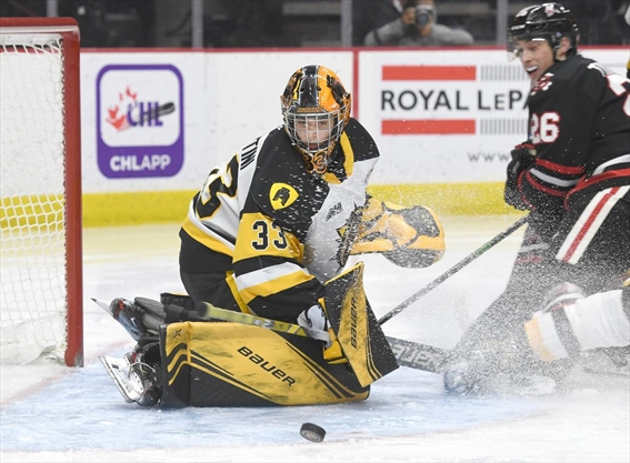 IceDogs happy to put losing streak, scoring drought in rearview mirror