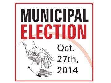 MUNICIPAL ELECTION 2014