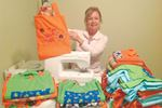 Midland sewing group provides Halloween treat for ailing children