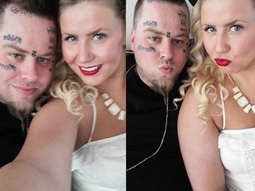 Matthew Coussons and Kristina Bennett