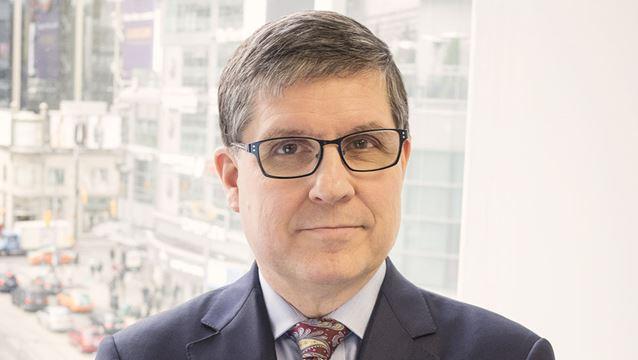 Toronto's Medical Officer of Health Dr. David McKeown set ...