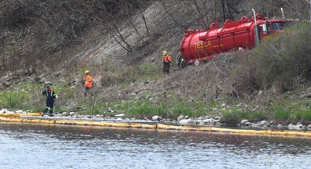 Grand River Spill Cleanup Cost Kitchener $1.3M