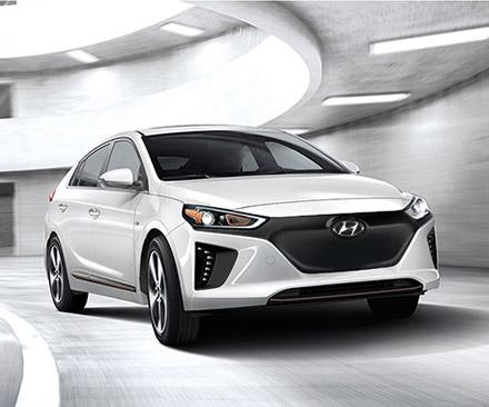 2017 Hyundai Ioniq Electric Hyundainnews Ca