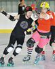 Roller derby in Port McNicoll boasts crashing and banging for charity