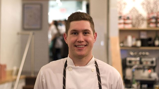 Chef finalist