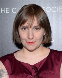 Lena Dunham to read from new book at JFL42-Image1