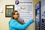 Parking price break