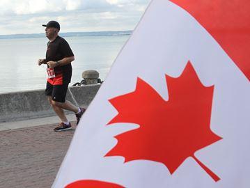 Canada Day festivities underway