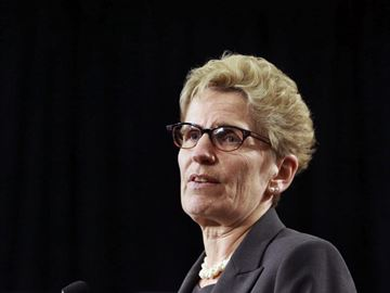 Conflict resolution course changed Premier Kathleen Wynne's life: Goar