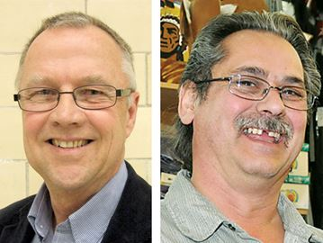 Mike Cadieux, Gerry Marshall view past four years in Penetanguishene very differently