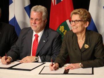 Quebec-Ontario alliance trumps Stephen Harper snub: Cohn
