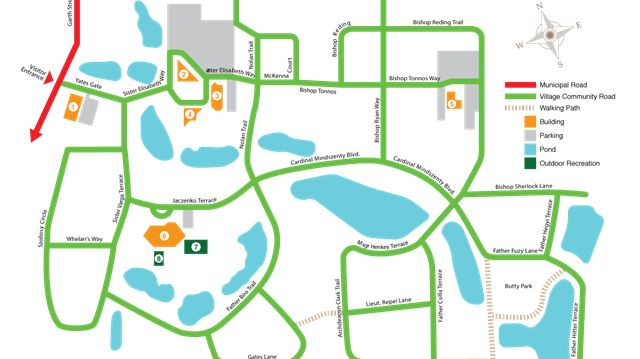 map of st elizabeth village hamilton Theme Park Designer Planning 800 Million Redevelopment Of St map of st elizabeth village hamilton