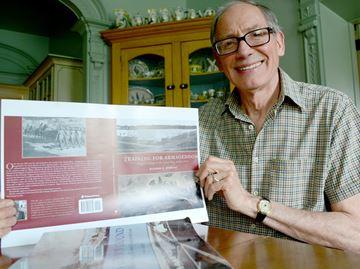 Historian delves in Niagara Camp history