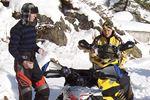 Pickering man, cousin dead after snowmobile crash