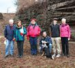 Fenelon Falls cleanup crew