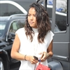Karrueche Tran breaks down in Chris Brown interview -Image1