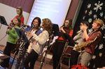 Oakville's Glenburnie School's Grade 8 students put on Christmas sing-along concert