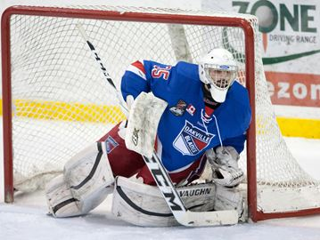 Oakville Blades move into first place in OJHL South