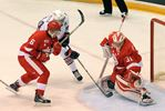 Gens Greyhounds glove save