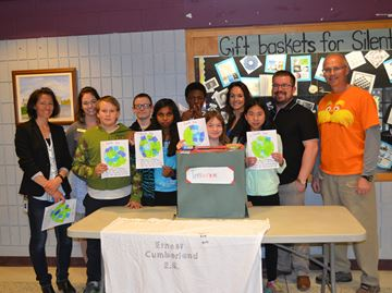 Students to help spruce up downtown Alliston