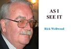 As I See It by Rick Wellwood