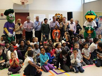 Ottawa launches Healthy Kids Challenge