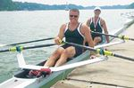Henley gold caps stellar season for Georgian Bay Rowing Club duo