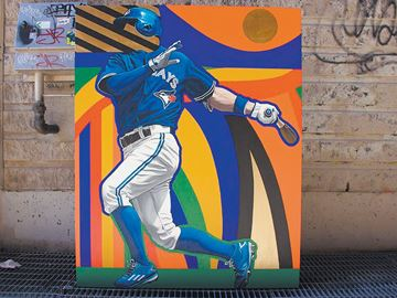 Toronto Blue Jays art