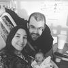 New parents welcome first baby born at St. Joseph's Health Centre