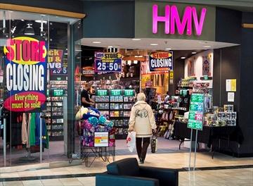 Sunrise Records steps into 70 HMV locations-Image1
