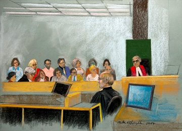 Magnotta jury asks question on Day 2 of deliberations-Image1