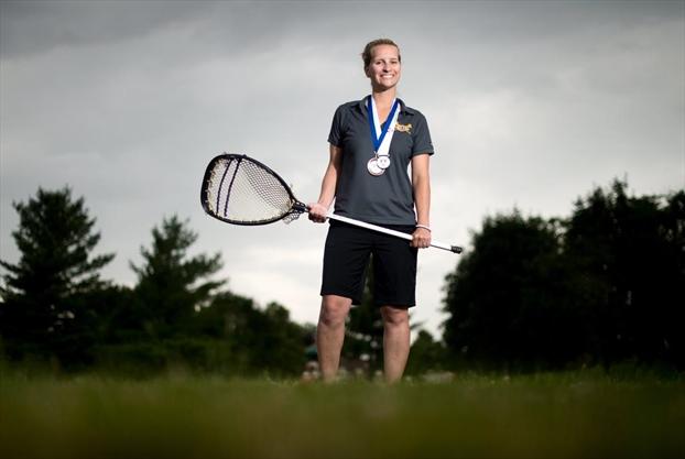 Kitchener lacrosse coach Tamara Grant honoured for her dedication